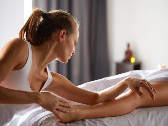 Bild einer Lomi Lomi Nui Massage